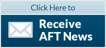 Join AFT Mailing List