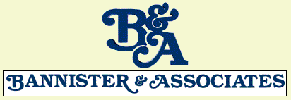 Bannister and Associates logo